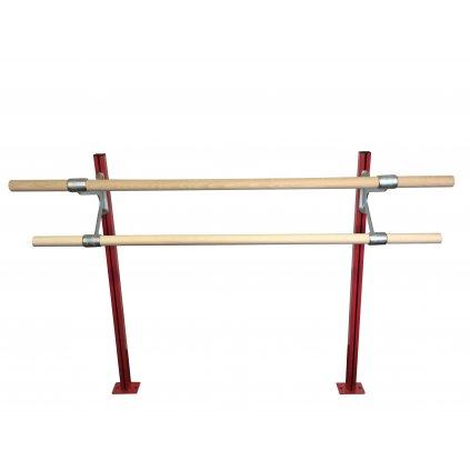 Nastavitelný stojan k baletní tyči kovový, práškové lakování