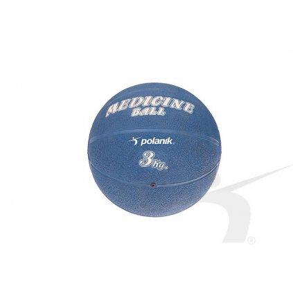 Polanik Medicinbal gumový - hmotnost 3kg PLG-3