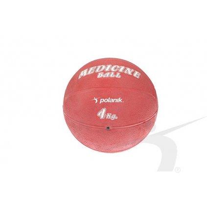 Polanik Medicinbal gumový - hmotnost 4kg PLG-4