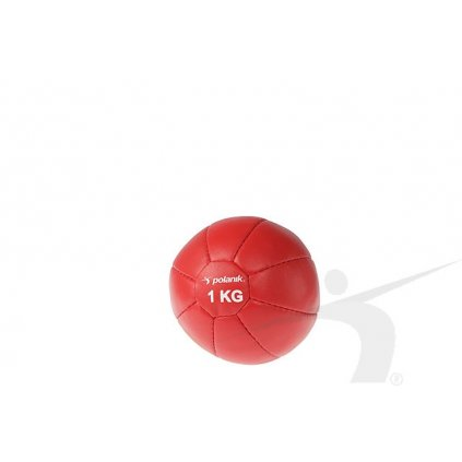 Polanik Medicinbal ze syntetické kůže - hmotnost 1kg PLT-1