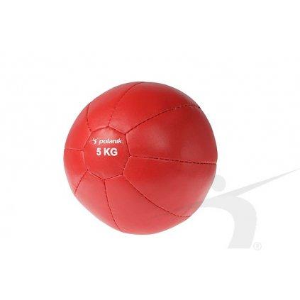 Polanik Medicinbal ze syntetické kůže - hmotnost 5kg PLT-5