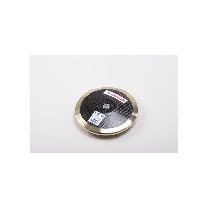 Polanik Soutěžní karbonové disky 1kg IAAF certif. - CCD-1(PD510)