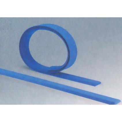 Rolovatelná tréninková kladina,tl.25mm,délka 500cm,šíře 10cm
