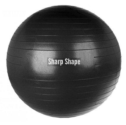 Sharp Shape Gymnastický míč - průměr 65 cm, černý