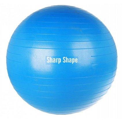 Sharp Shape Gymnastický míč - průměr 75 cm, modrý