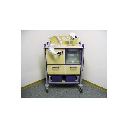 Základní set přístrojů Snoezelen terapii pro umístění na stolku