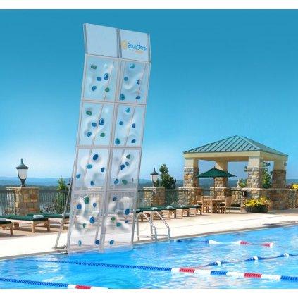 Aqua horolezecká stěna k bazénu Aquaclimb®