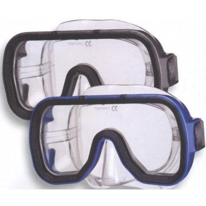 Brýle potápěčské - barva modrá 9994
