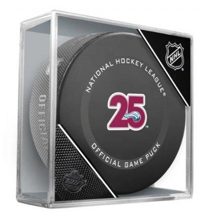 Fanouškovský puk NHL Game Anniversary (1ks)