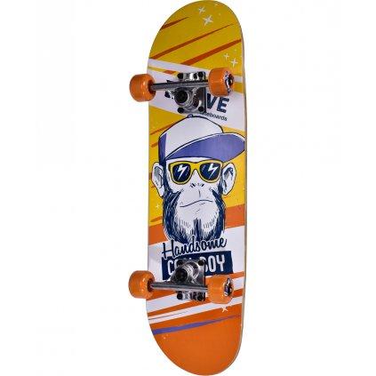 """Skateboard Move Cool Boy 28"""""""