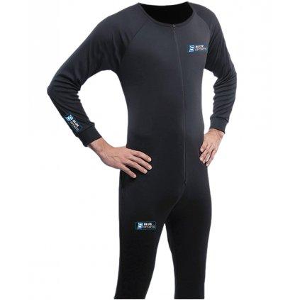 Jednodílné funkční ribano Blue Sports SR