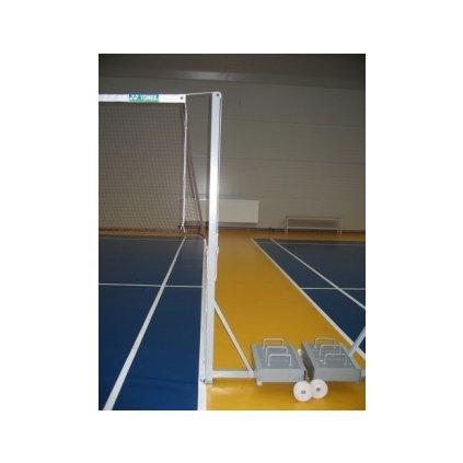 Badmintonové stojany se závažím