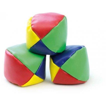 Žonglovací míčky - průměr 52 mm - 36 ks