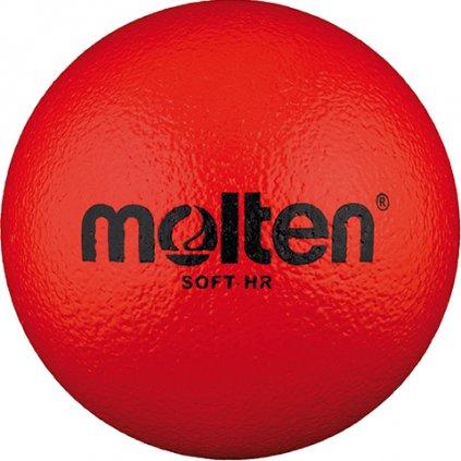 Házenkářský míč MOLTEN SOFT-HR, pěnový
