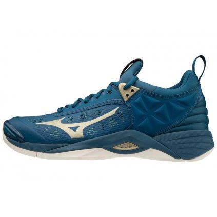 Mizuno Wave Momentum V1GA191251 sálová obuv 9