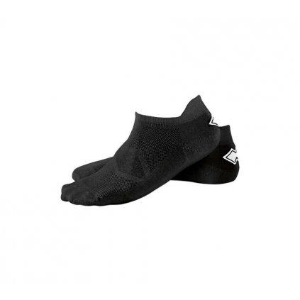 ERREA COMFORT, ponožky černá UNICA