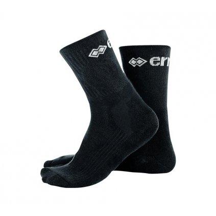 ERREA SKIP, ponožky černá L