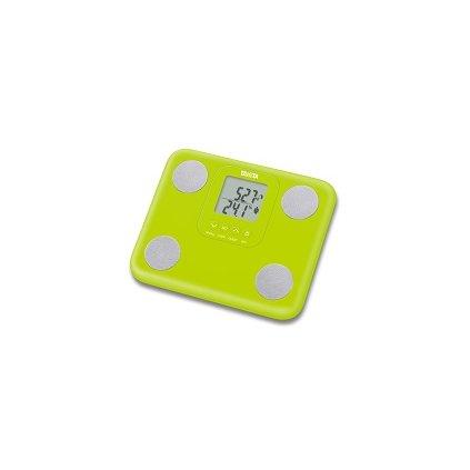 Osobní mini váha s tělesnou analýzou Tanita BC-730 zelená