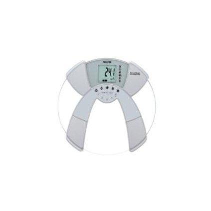 Stylová skleněná osobní digitální váha Tanita BC - 532