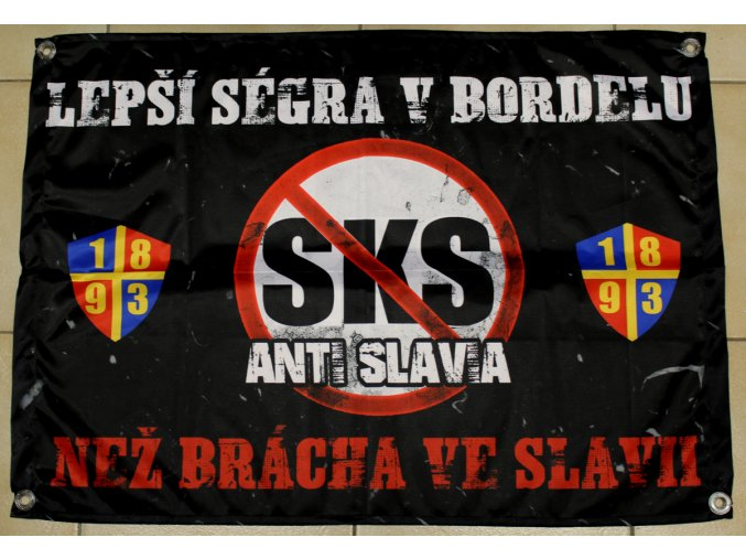 vlajka ANTI SKS