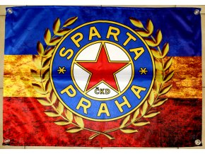 vlajka retro ckd