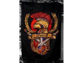 vlajka bojovnik