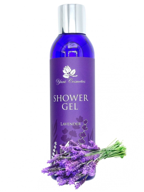 Sprchový gel extra voňavý - Levandule 200 ml