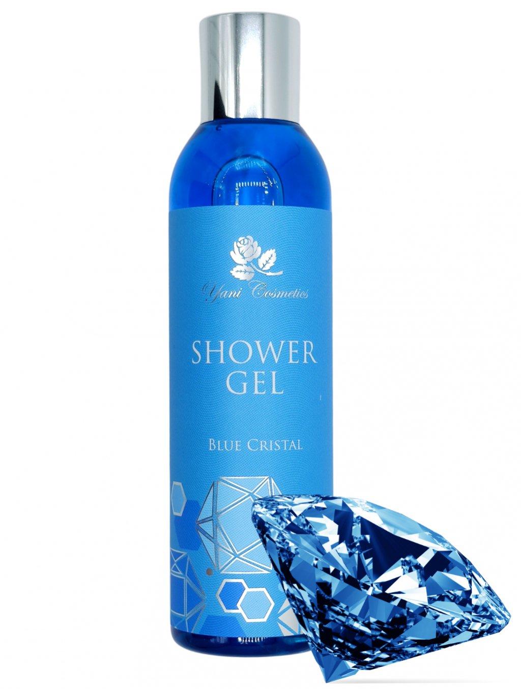 Sprchový gel extra voňavý - Modrý krystal 200 ml - Minimální spotřeba 8/2021