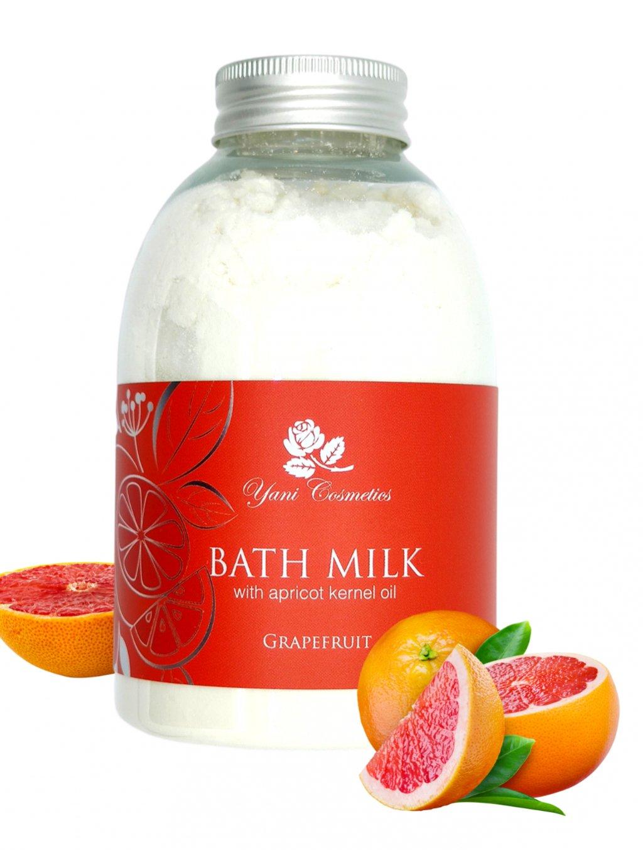 mleko grapefruit