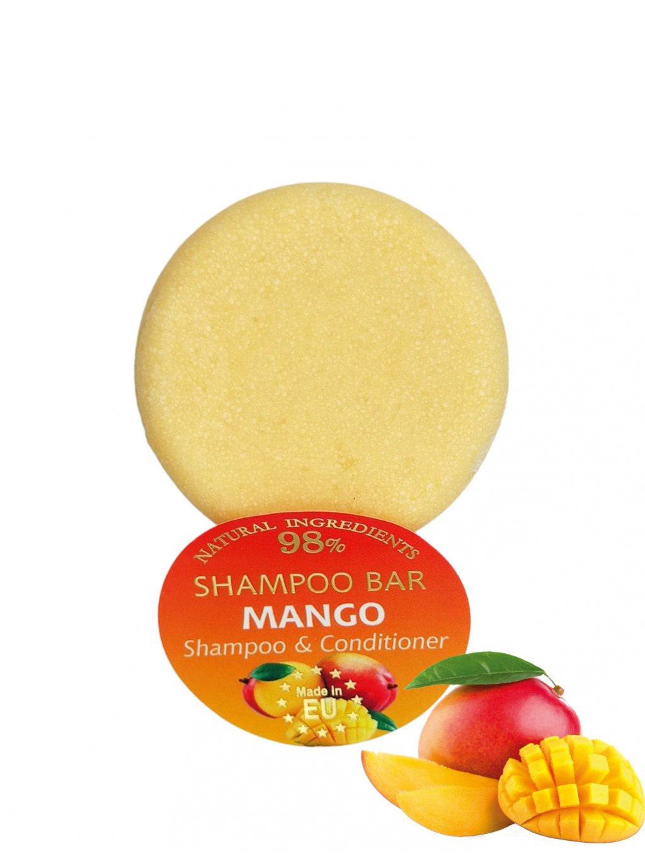 Tuhý šampon - Mango 60g