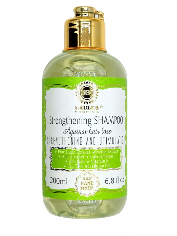 Šampon zesilujíci proti vypadávání vlasů 200 ml