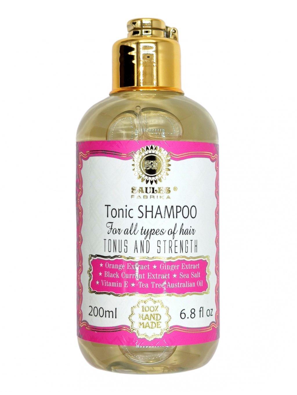 Šampon povzbuzujíci pro všechny typy vlasů 200 ml