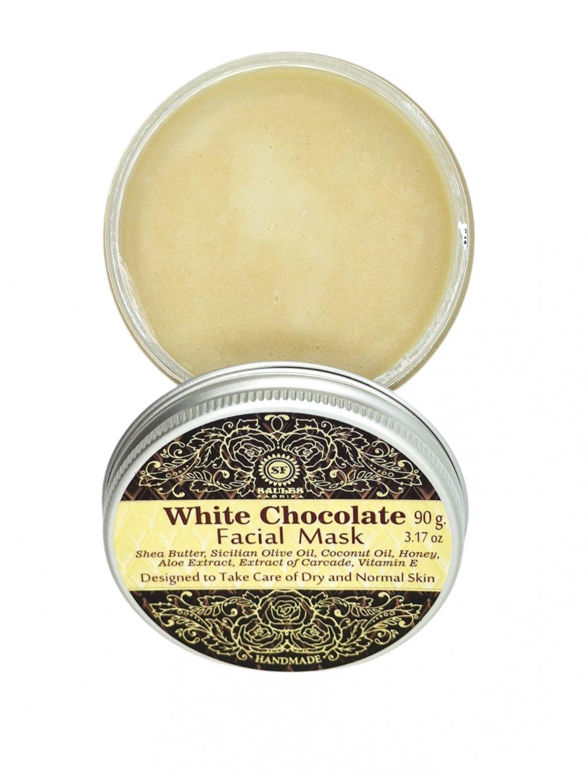 Pleťová maska - Bílá čokoláda 90g