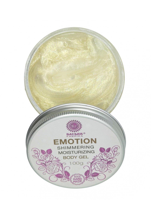 Hydratační telový gel - Emotion 100g