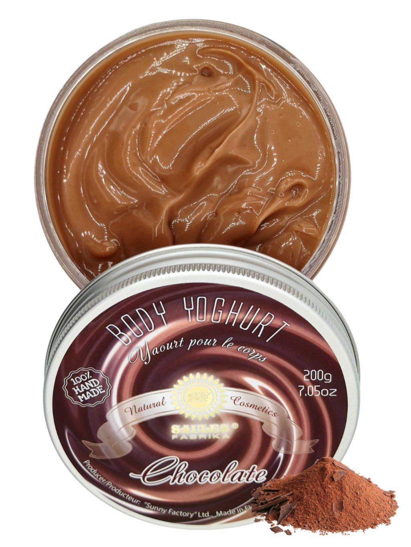 Tělový jogurt - Čokoláda 200g