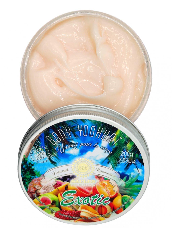 Tělový jogurt - Exotika 200g