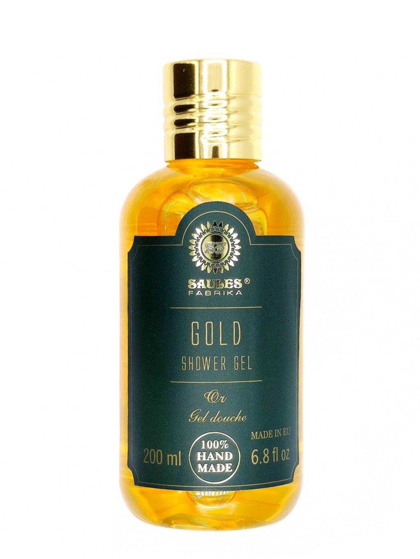 Sprchový gel - Zlato 200 ml