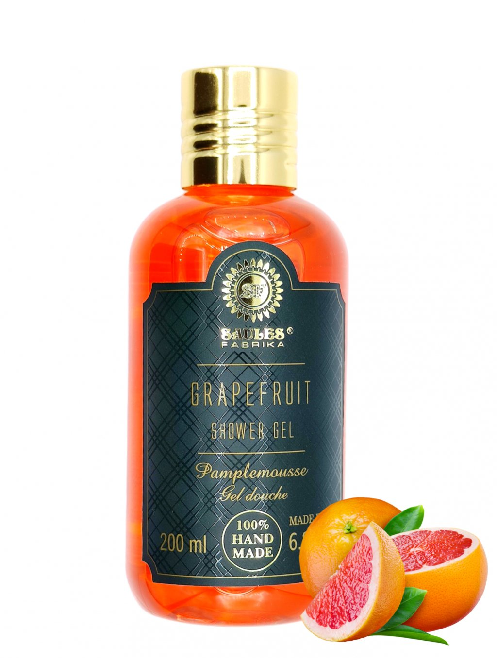 Sprchový gel - Grapefruit 200 ml
