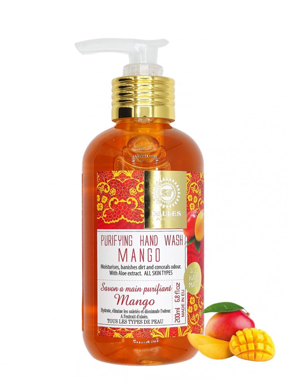 Tekuté mýdlo - Mango 200 ml