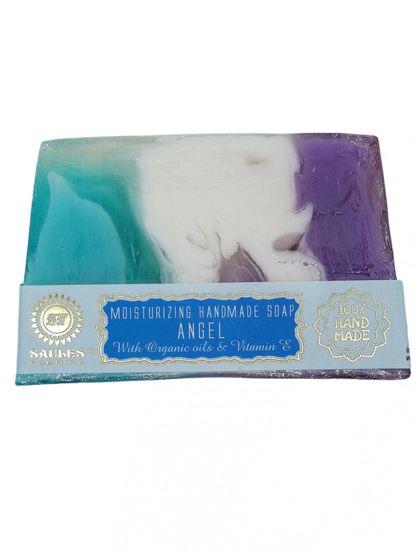 Tuhé mýdlo - Angel 80g