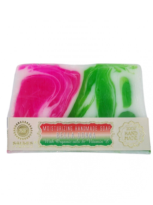 Tuhé mýdlo - Bella Donna 80g