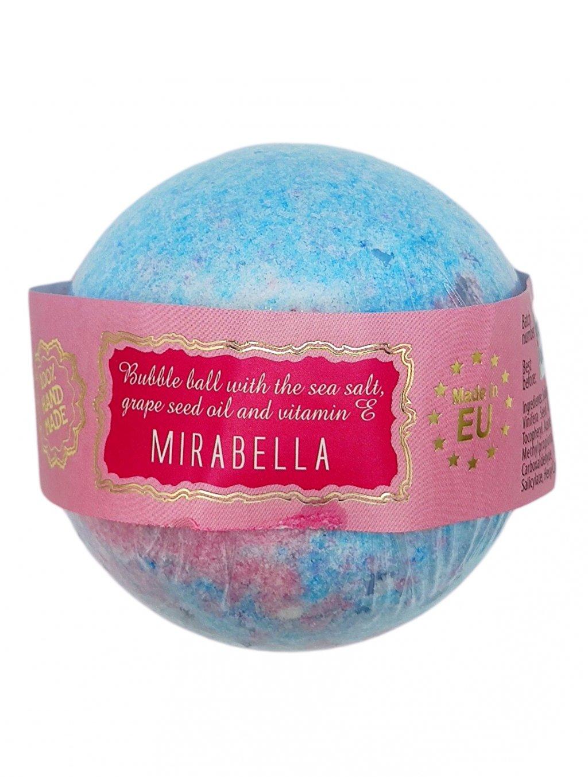 Šumivá bomba do koupele - Mirabelka 145g