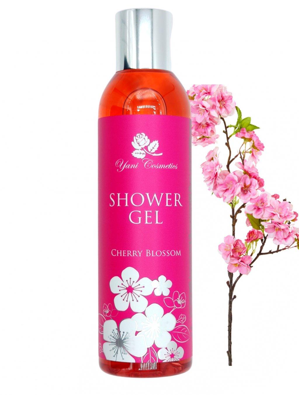 Sprchový gel extra voňavý - Třešňový květ 200 ml