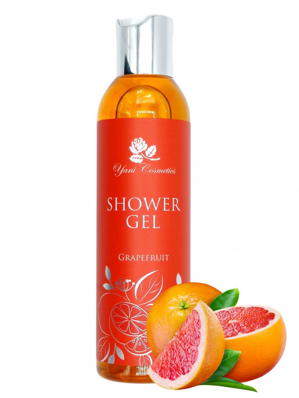 Sprchový gel extra voňavý - Grapefruit 200 ml