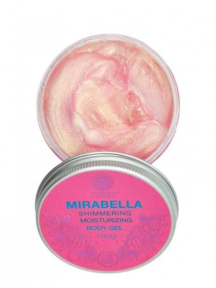 Hydratační telový gel - Mirabella 100g