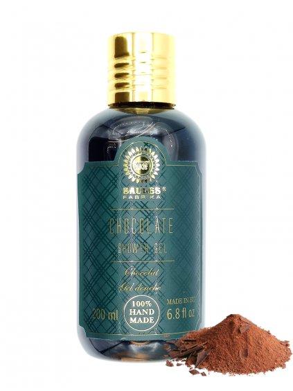 Sprchový gel - Čokoláda 200 ml