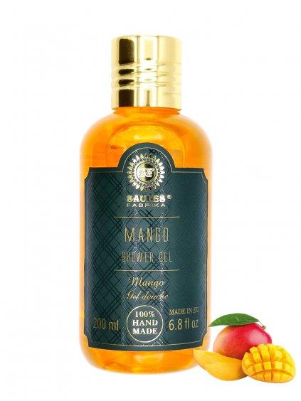 Sprchový gel - Mango 200 ml