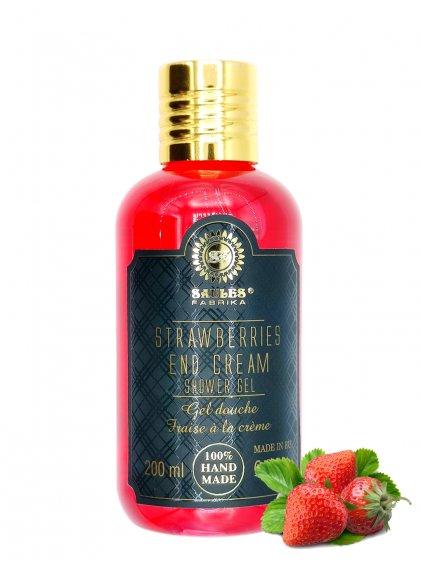 Sprchový gel - Jahoda 200 ml