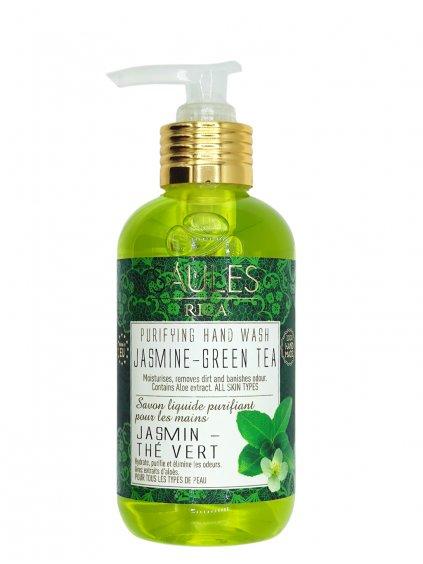 Tekuté mýdlo - Jasmín a zelený čaj 200 ml