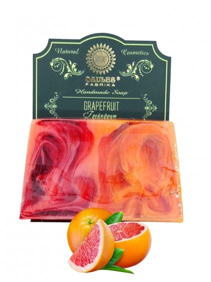 Tuhé mýdlo - Grapefruit 80g
